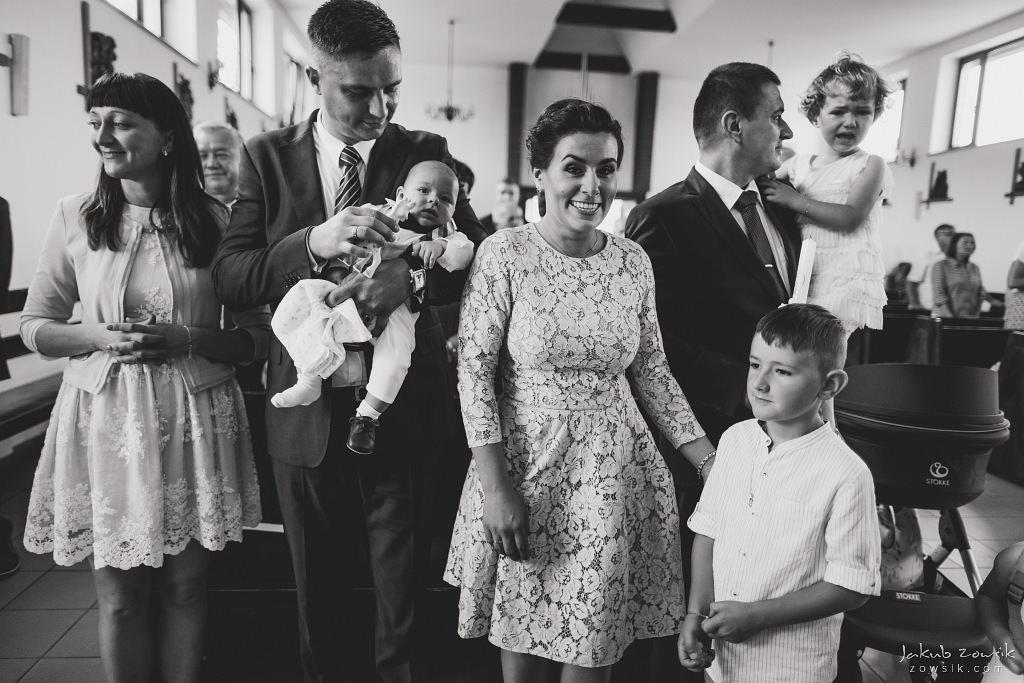 Bruno | Reportaż z chrztu | Warszawa | Szczęśliwice 54