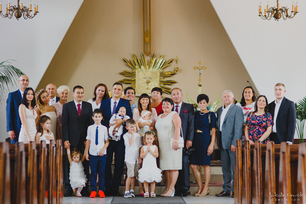 Bruno | Reportaż z chrztu | Warszawa | Szczęśliwice 55