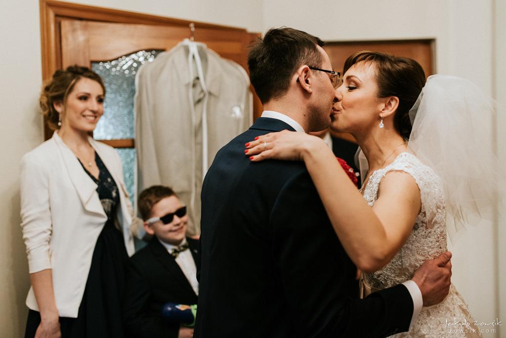 Aleksandra & Krzysztof | Fotografia Ślubna Komorów, Błonie | Reportaż 22