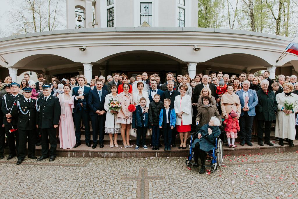 Aleksandra & Krzysztof | Fotografia Ślubna Komorów, Błonie | Reportaż 64