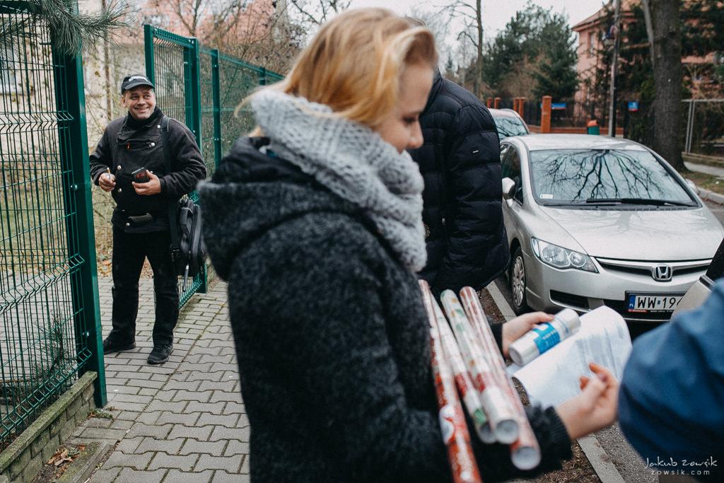 Rembertów, Pogotowie św. Mikołaja VI - reportaż 1