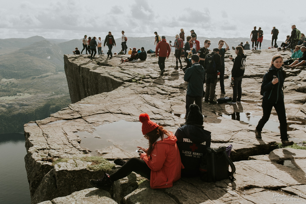 #12 Leisure Time In … Preikestolen | Norwegia 41