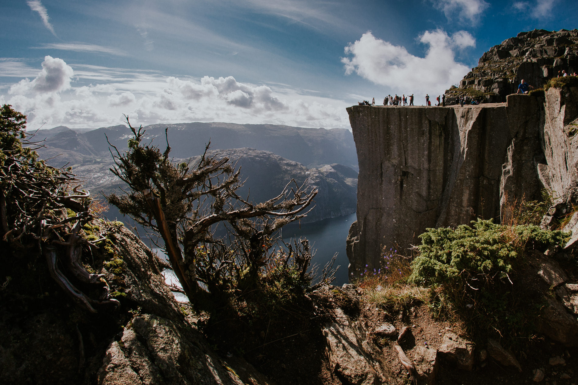 #12 Leisure Time In … Preikestolen | Norwegia
