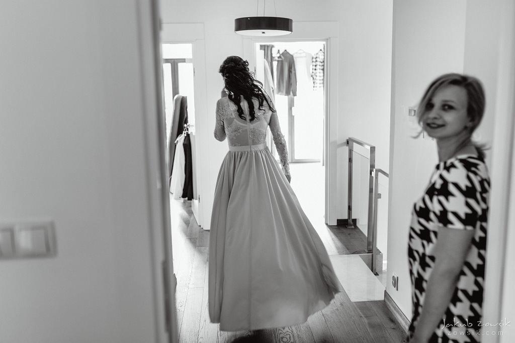 Małgorzata & Łukasz | Fotografia ślubna Lesznowola | Reportaż 11