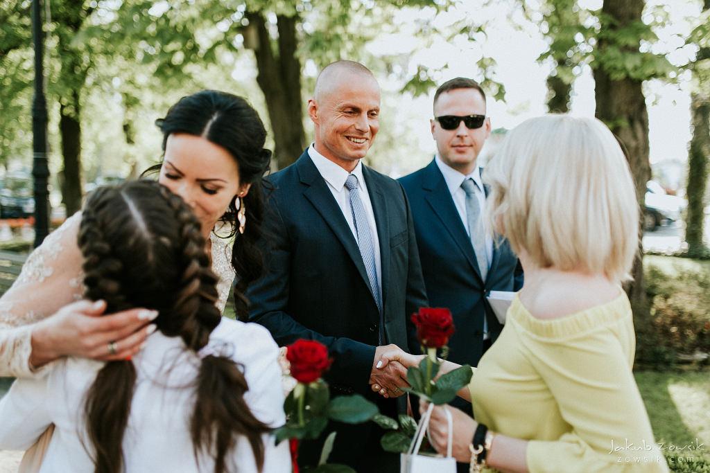 Małgorzata & Łukasz | Fotografia ślubna Lesznowola | Reportaż 37