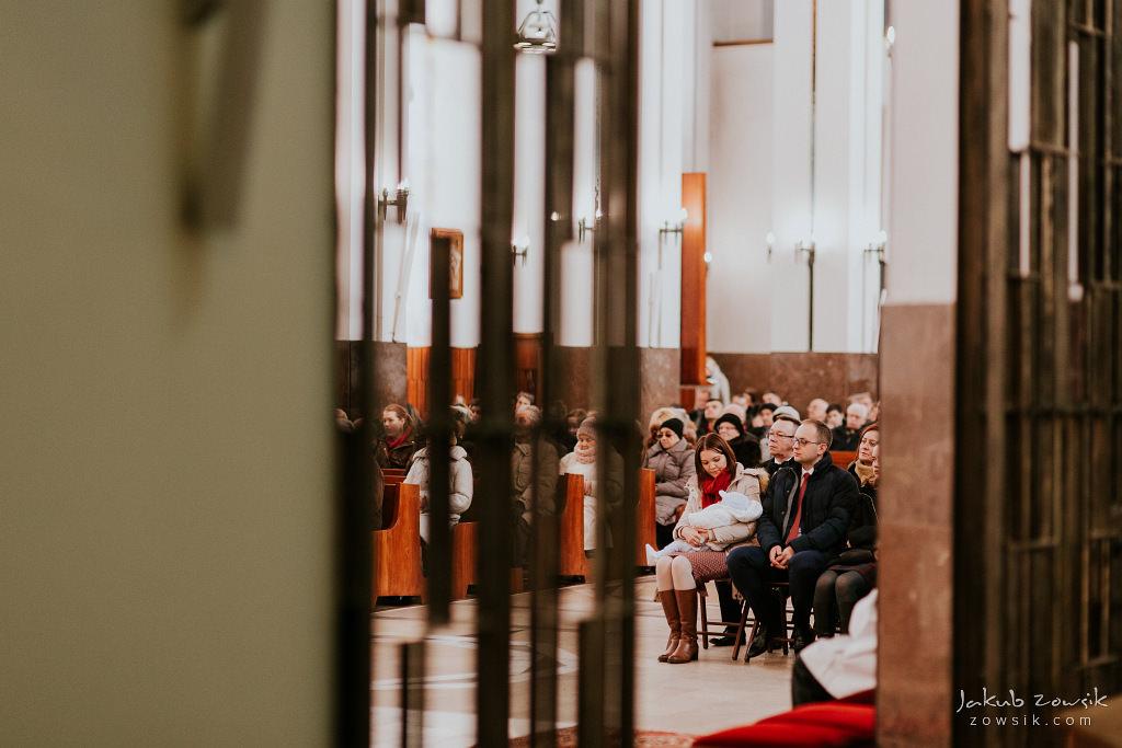 Antoś | Zdjęcia z chrzcin w Boże Narodzenie | Warszawa, Włochy 43