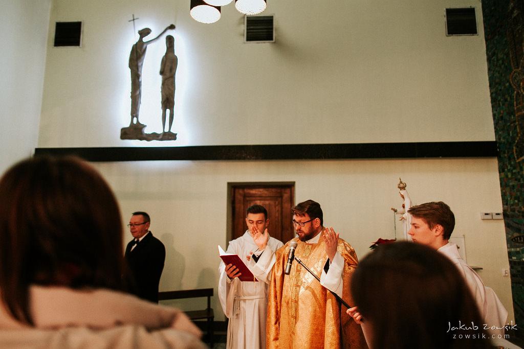 Antoś | Zdjęcia z chrzcin w Boże Narodzenie | Warszawa, Włochy 51