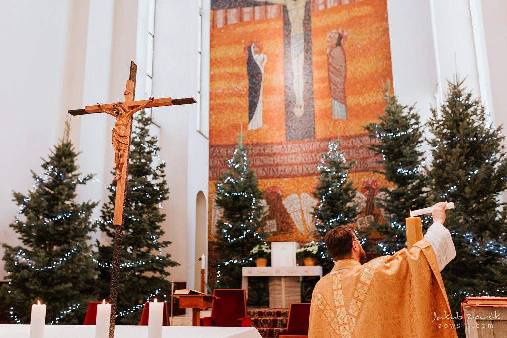 Antoś | Zdjęcia z chrzcin w Boże Narodzenie | Warszawa, Włochy 57