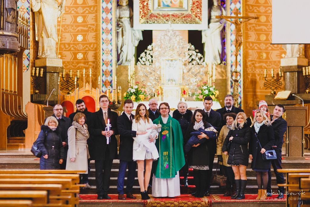 Blanka | Zdjęcia z chrztu | Kraków, Wieliczka 35