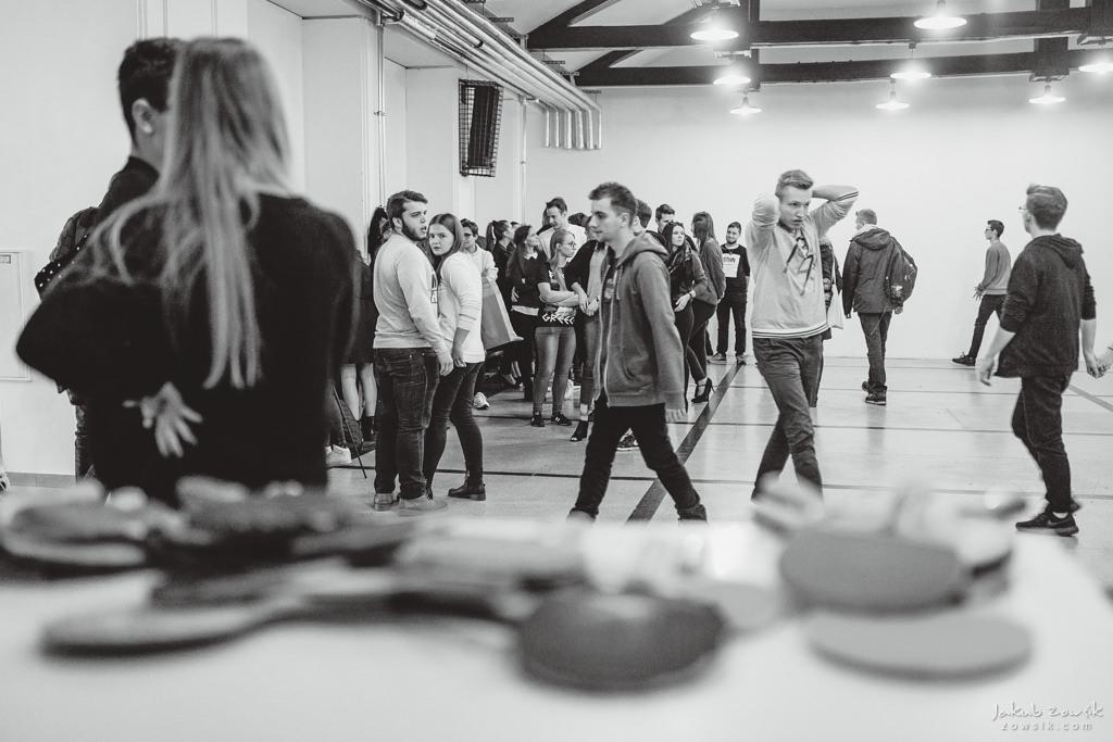 Próba poloneza w Zespole Szkół Licealnych i Technicznych nr 1, Wiśniowa 56 | Warszawa 2018 1