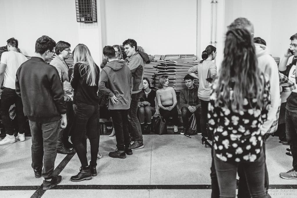 Próba poloneza w Zespole Szkół Licealnych i Technicznych nr 1, Wiśniowa 56 | Warszawa 2018 3