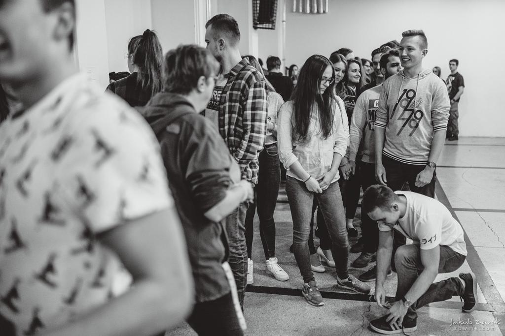 Próba poloneza w Zespole Szkół Licealnych i Technicznych nr 1, Wiśniowa 56 | Warszawa 2018 10