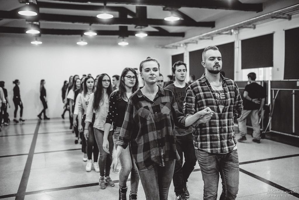 Próba poloneza w Zespole Szkół Licealnych i Technicznych nr 1, Wiśniowa 56 | Warszawa 2018 22