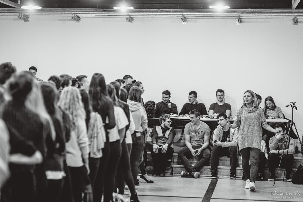 Próba poloneza w Zespole Szkół Licealnych i Technicznych nr 1, Wiśniowa 56 | Warszawa 2018 30