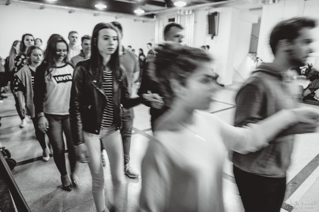 Próba poloneza w Zespole Szkół Licealnych i Technicznych nr 1, Wiśniowa 56 | Warszawa 2018 38