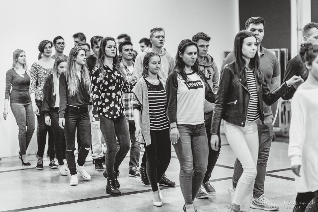 Próba poloneza w Zespole Szkół Licealnych i Technicznych nr 1, Wiśniowa 56 | Warszawa 2018 48