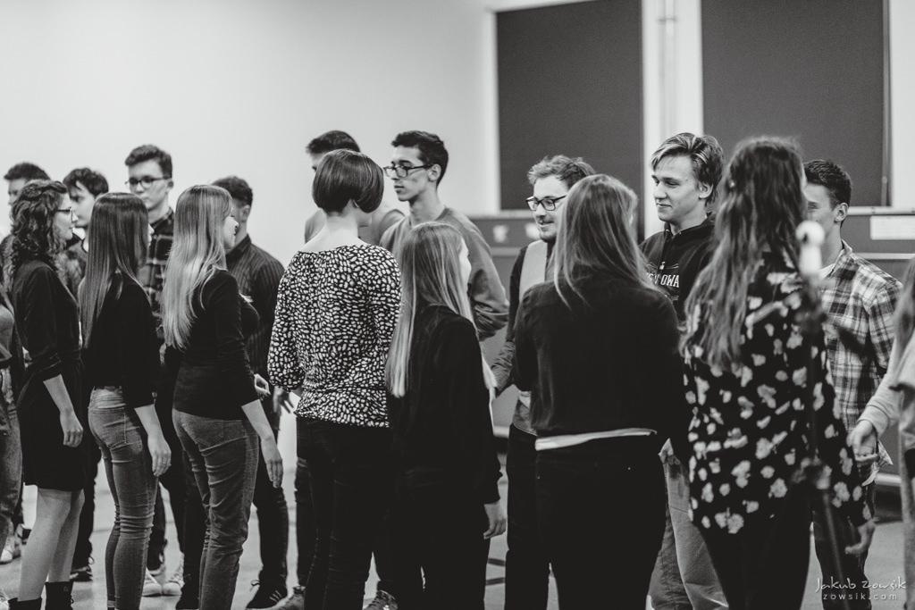 Próba poloneza w Zespole Szkół Licealnych i Technicznych nr 1, Wiśniowa 56 | Warszawa 2018 50