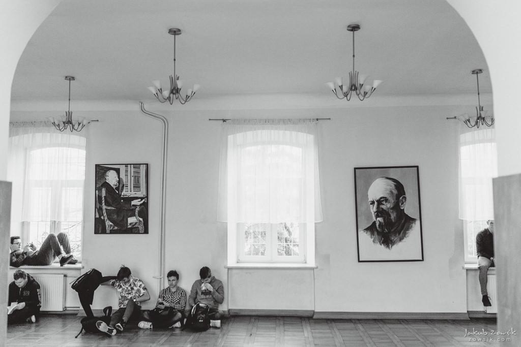 Próba matury w Technikum Mechatronicznym nr 1 i LXXX LO im. Leopolda Staffa | Warszawa 2018 5