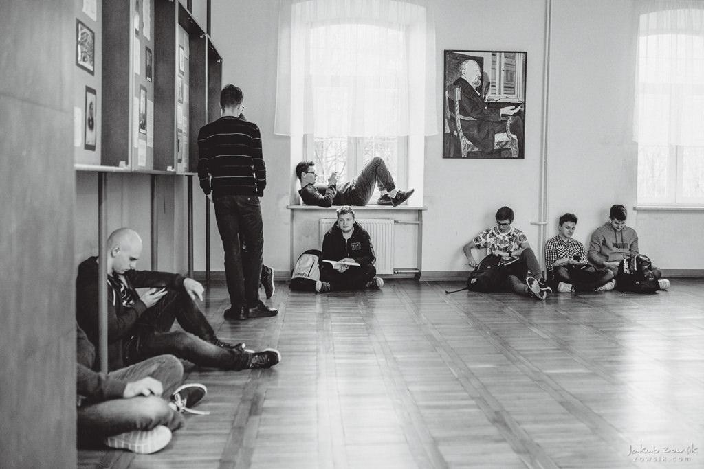 Próba matury w Technikum Mechatronicznym nr 1 i LXXX LO im. Leopolda Staffa | Warszawa 2018 7