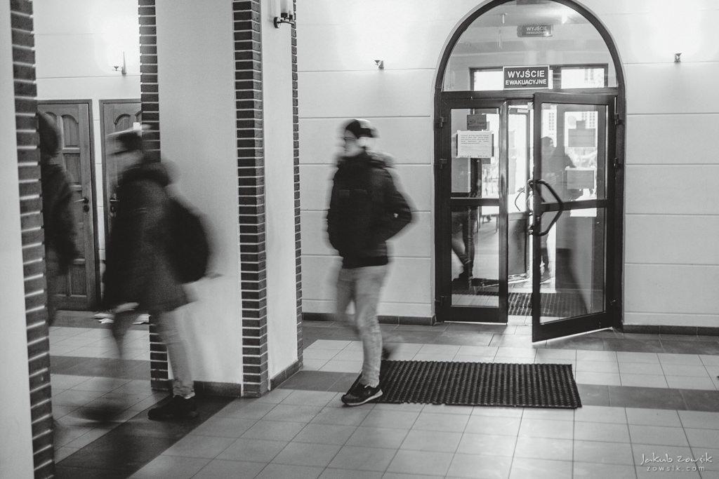 Próba matury w Technikum Mechatronicznym nr 1 i LXXX LO im. Leopolda Staffa | Warszawa 2018 2
