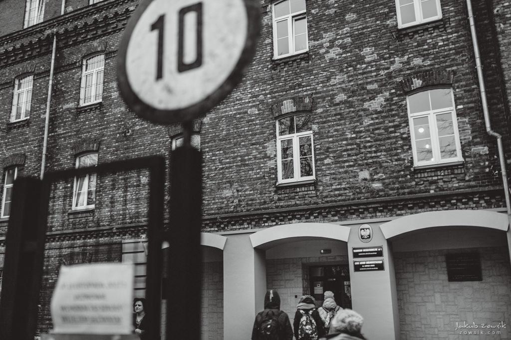 Próba matury w Technikum Mechatronicznym nr 1 i LXXX LO im. Leopolda Staffa | Warszawa 2018 6