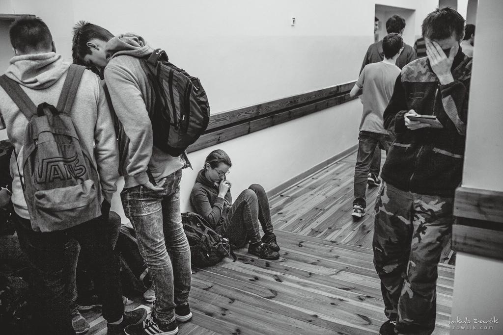Próba matury w Technikum Mechatronicznym nr 1 i LXXX LO im. Leopolda Staffa | Warszawa 2018 20