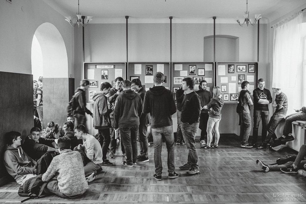 Próba matury w Technikum Mechatronicznym nr 1 i LXXX LO im. Leopolda Staffa | Warszawa 2018 24
