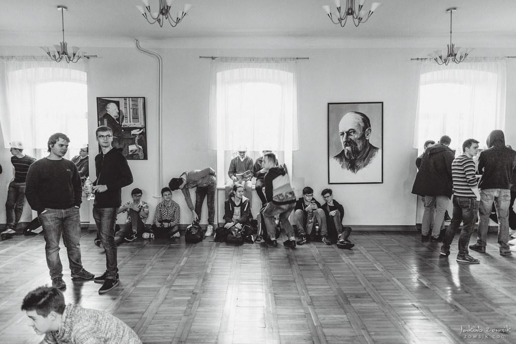 Próba matury w Technikum Mechatronicznym nr 1 i LXXX LO im. Leopolda Staffa | Warszawa 2018 25