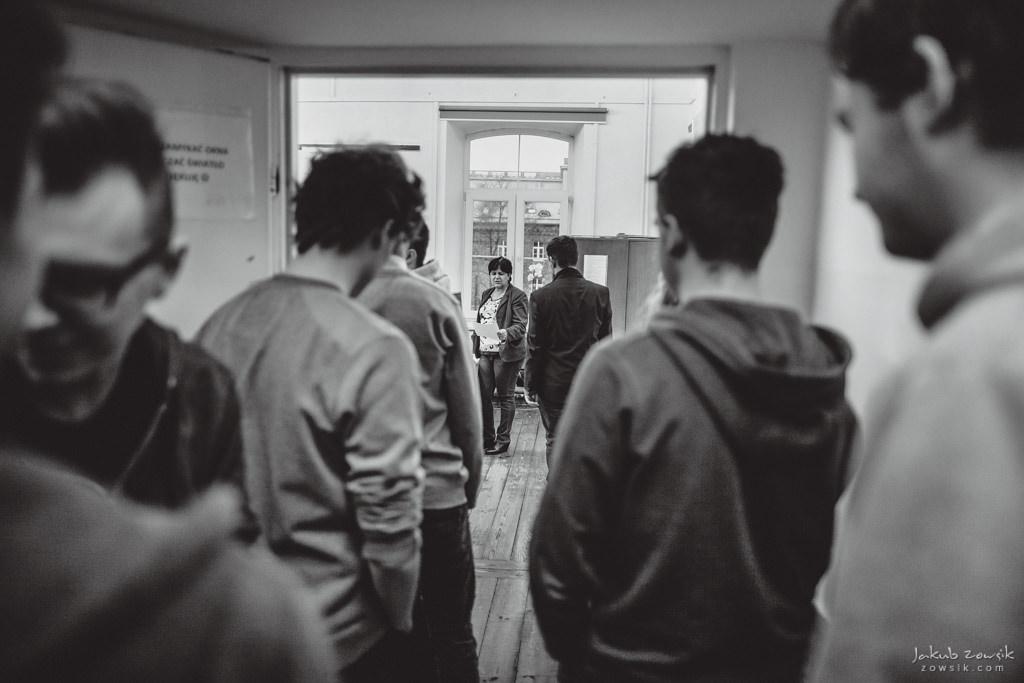 Próba matury w Technikum Mechatronicznym nr 1 i LXXX LO im. Leopolda Staffa | Warszawa 2018 27