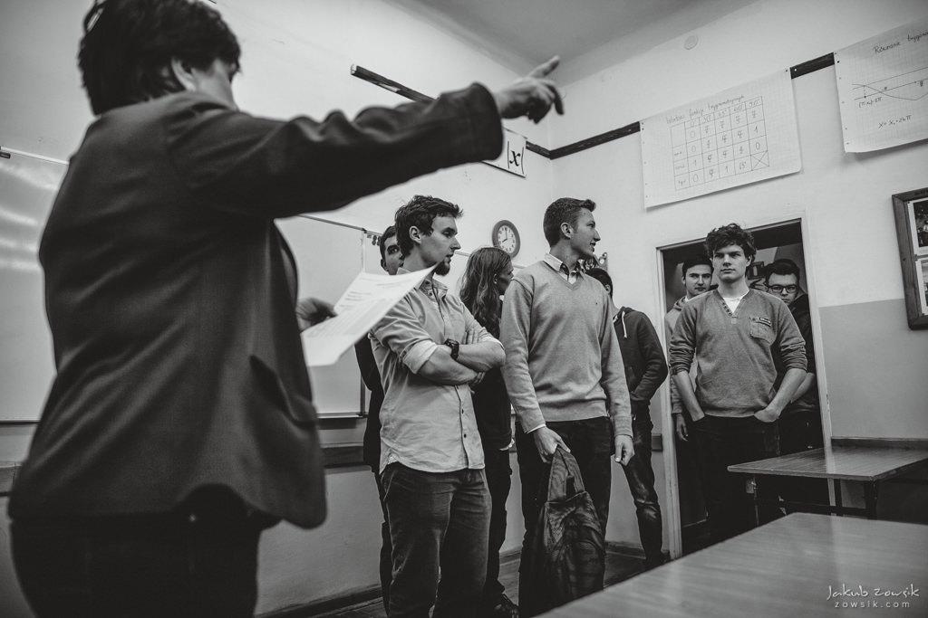 Próba matury w Technikum Mechatronicznym nr 1 i LXXX LO im. Leopolda Staffa | Warszawa 2018 30