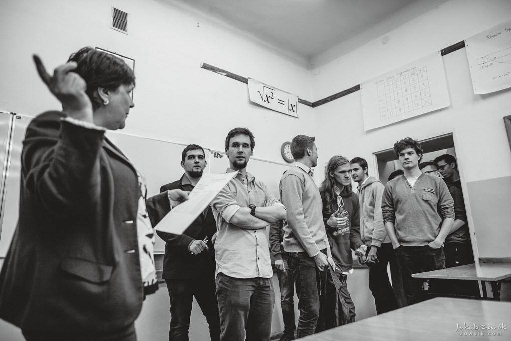 Próba matury w Technikum Mechatronicznym nr 1 i LXXX LO im. Leopolda Staffa | Warszawa 2018 31