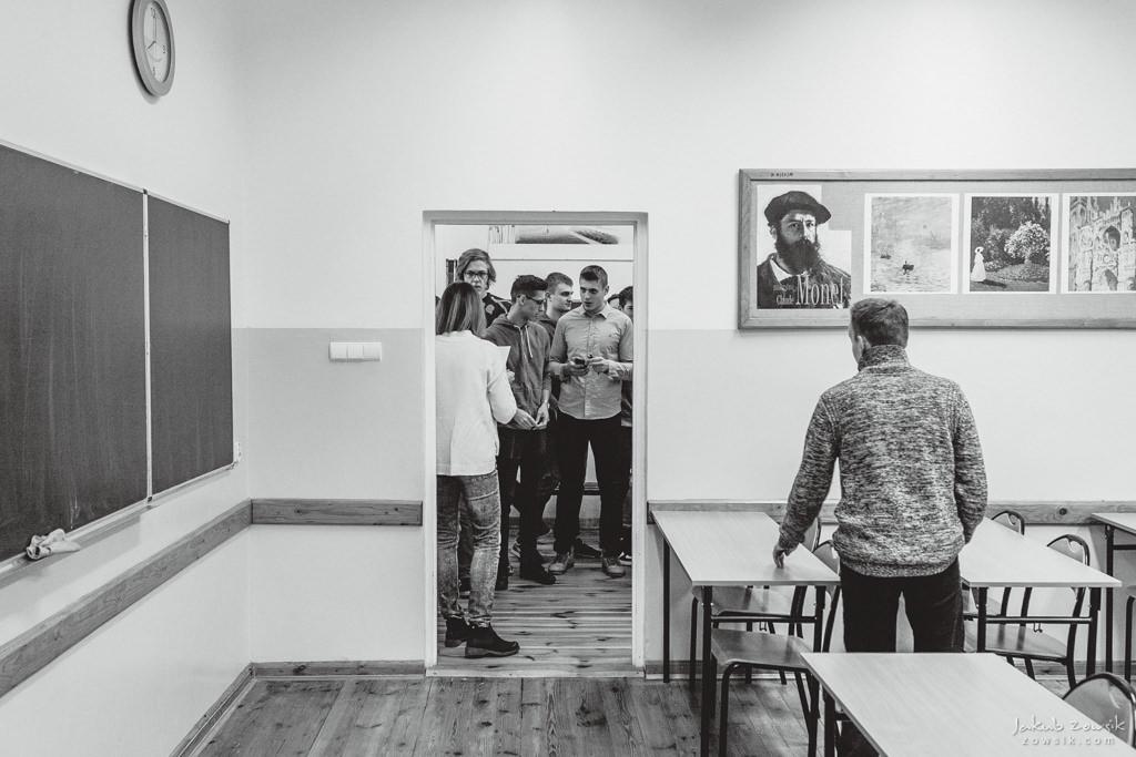 Próba matury w Technikum Mechatronicznym nr 1 i LXXX LO im. Leopolda Staffa | Warszawa 2018 33