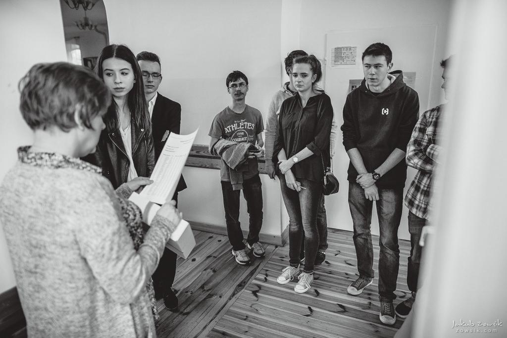 Próba matury w Technikum Mechatronicznym nr 1 i LXXX LO im. Leopolda Staffa | Warszawa 2018 35