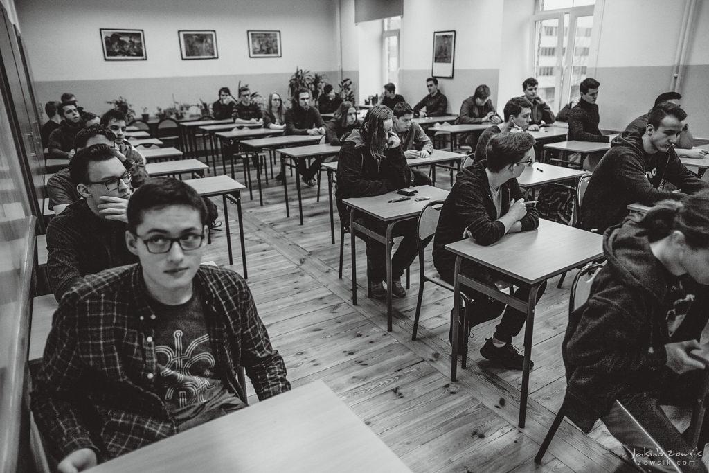 Próba matury w Technikum Mechatronicznym nr 1 i LXXX LO im. Leopolda Staffa | Warszawa 2018 37