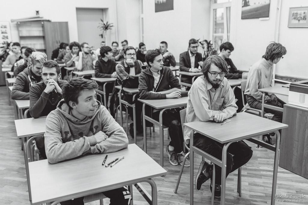 Próba matury w Technikum Mechatronicznym nr 1 i LXXX LO im. Leopolda Staffa | Warszawa 2018 41