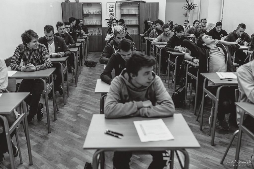 Próba matury w Technikum Mechatronicznym nr 1 i LXXX LO im. Leopolda Staffa | Warszawa 2018 44