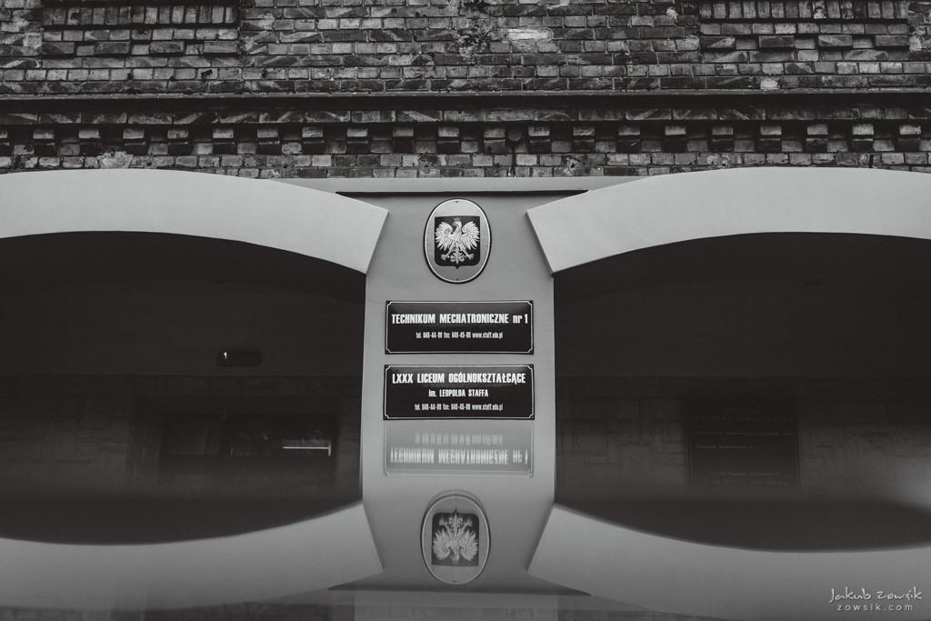 Próba matury w Technikum Mechatronicznym nr 1 i LXXX LO im. Leopolda Staffa | Warszawa 2018 1