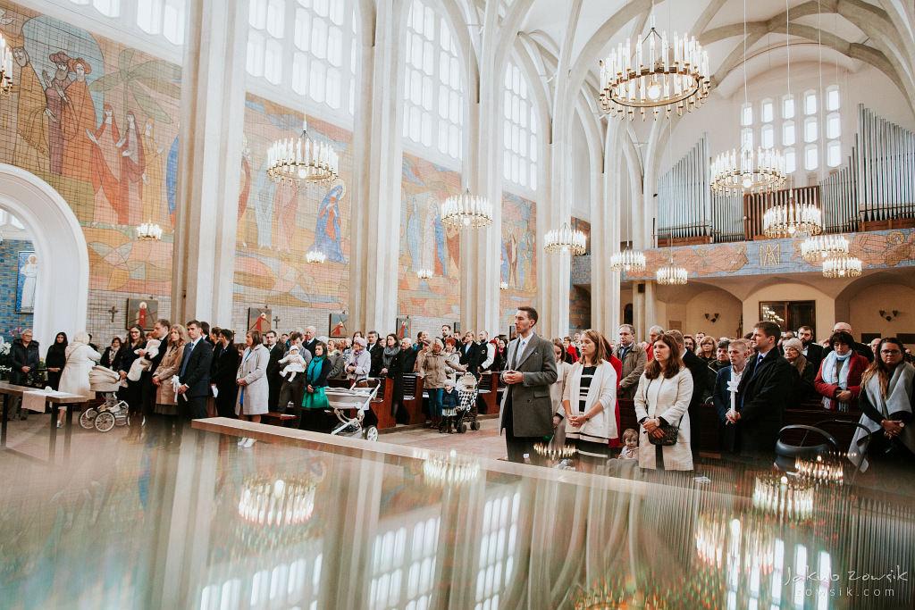 Iwo | Reportaż z chrztu | Warszawa 53