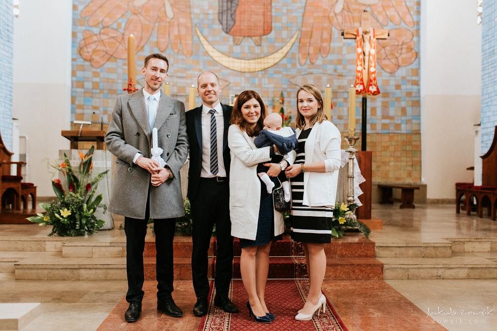 Iwo | Reportaż z chrztu | Warszawa 56
