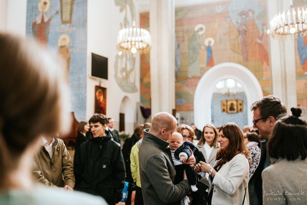 Iwo | Reportaż z chrztu | Warszawa 63