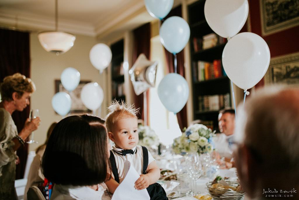 Przyjęcie z okazji 1 urodzin Milo | Amber Room | Warszawa 4