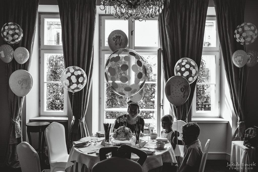 Przyjęcie z okazji 1 urodzin Milo | Amber Room | Warszawa 10