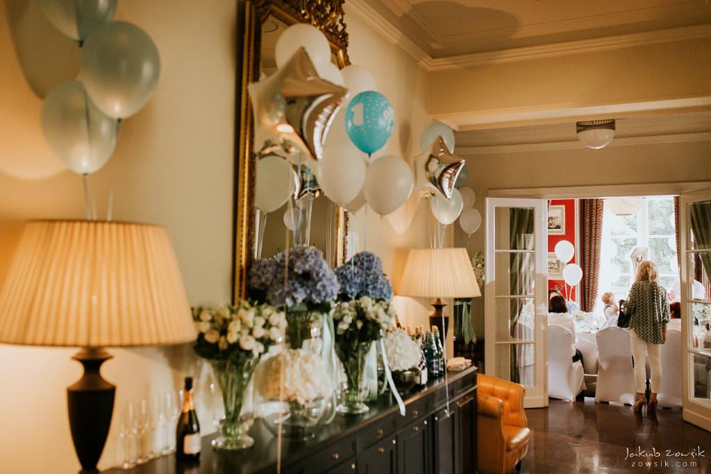 Przyjęcie z okazji 1 urodzin Milo | Amber Room | Warszawa 11