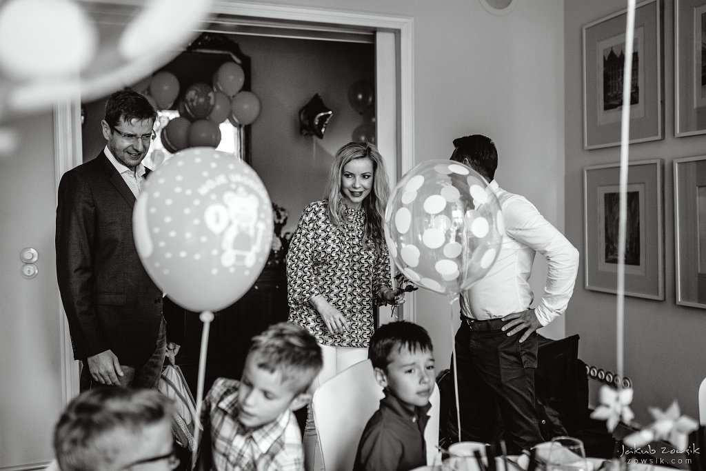 Przyjęcie z okazji 1 urodzin Milo | Amber Room | Warszawa 15