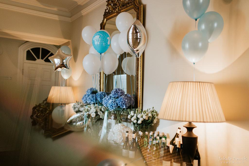 Przyjęcie z okazji 1 urodzin Milo | Amber Room | Warszawa 17