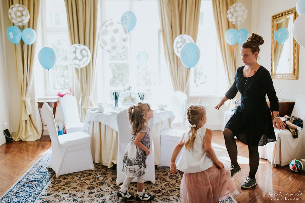 Przyjęcie z okazji 1 urodzin Milo | Amber Room | Warszawa 22
