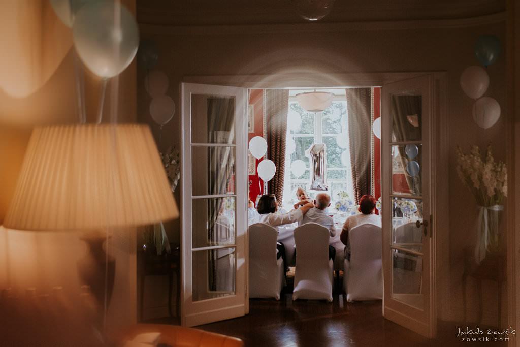 Przyjęcie z okazji 1 urodzin Milo | Amber Room | Warszawa 23