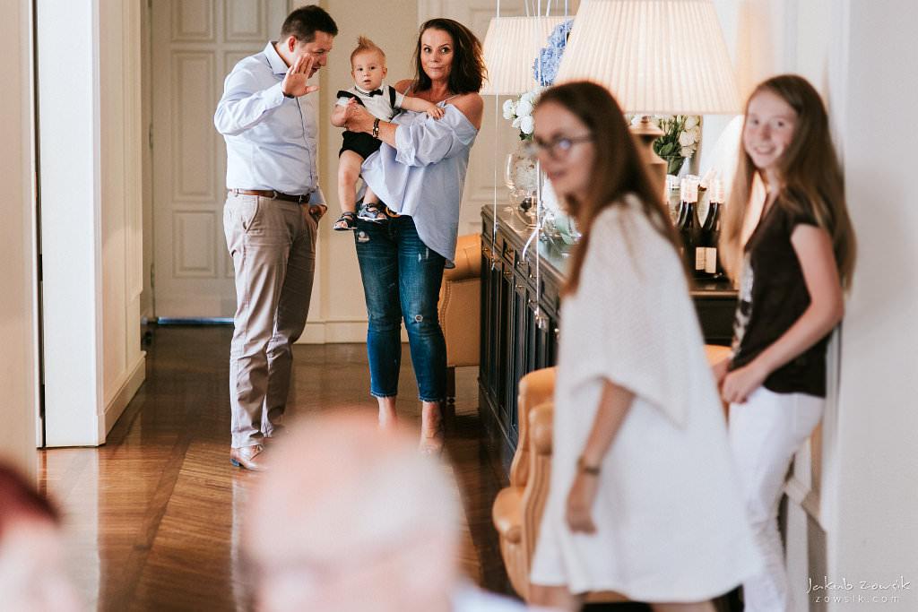 Przyjęcie z okazji 1 urodzin Milo | Amber Room | Warszawa 43