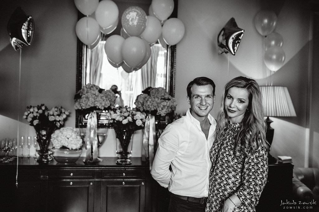 Przyjęcie z okazji 1 urodzin Milo | Amber Room | Warszawa 52