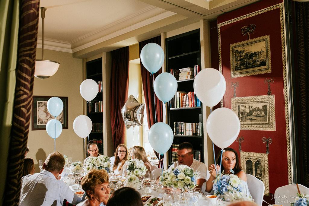 Przyjęcie z okazji 1 urodzin Milo | Amber Room | Warszawa 56